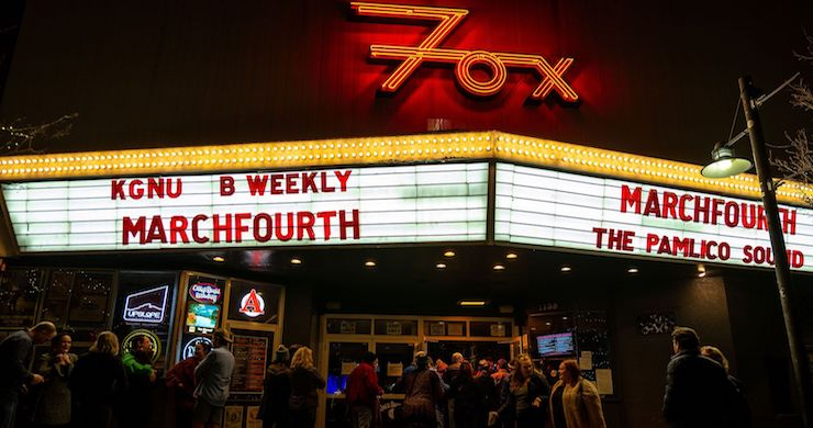fox theatre boulder, terrapin care station, cannabis Denver, music and weed, weed and music, cannabis music industry, Denver music venues