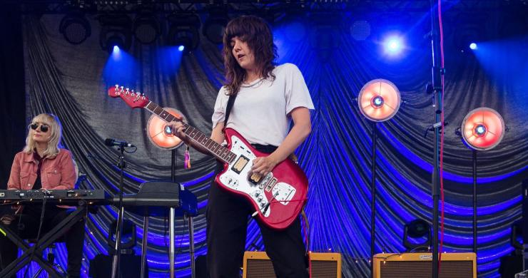 hands off, courtney barnett, kathleen hanna, Alice Bag,L7,Exene Cervenka, X,Amyl and the Sniffers,Palehound, burger records, Miss Alex White, White Mystery, May McDonough, Psychedelic Cherry, LG, Thelma & the Sleaze, Charlie Kaplan, Tapehead City