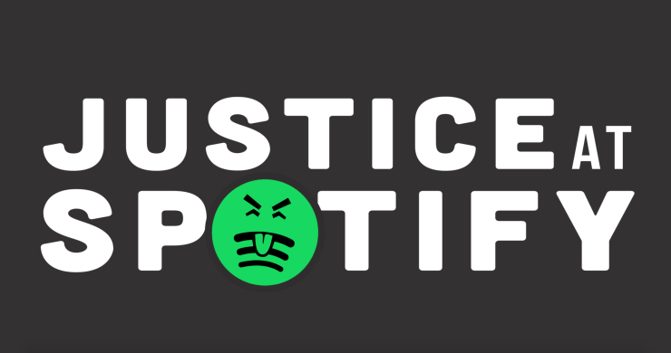 spotify, justice at spotify, umaw, union of musicians and allied workers, spotify payola, spotify pay for play, spotify streaming royalties, spotfiy royalties, spotify ads, spotify playlists