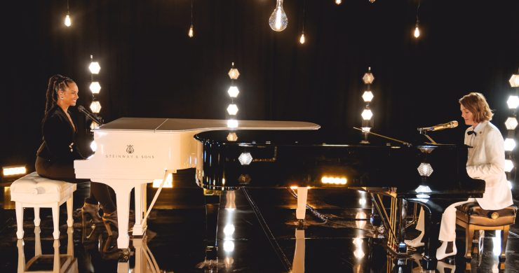 alicia keys, brandi carlile, alicia keys brandi carlile, alicia keys brandi carlile a beautiful noise, a beautiful noise, Every Vote Counts: A Celebration of Democracy, Ruby Amanfu, Brandy Clark, Hillary Lindsey, Lori McKenna, Linda Perry, Hailey Whitters