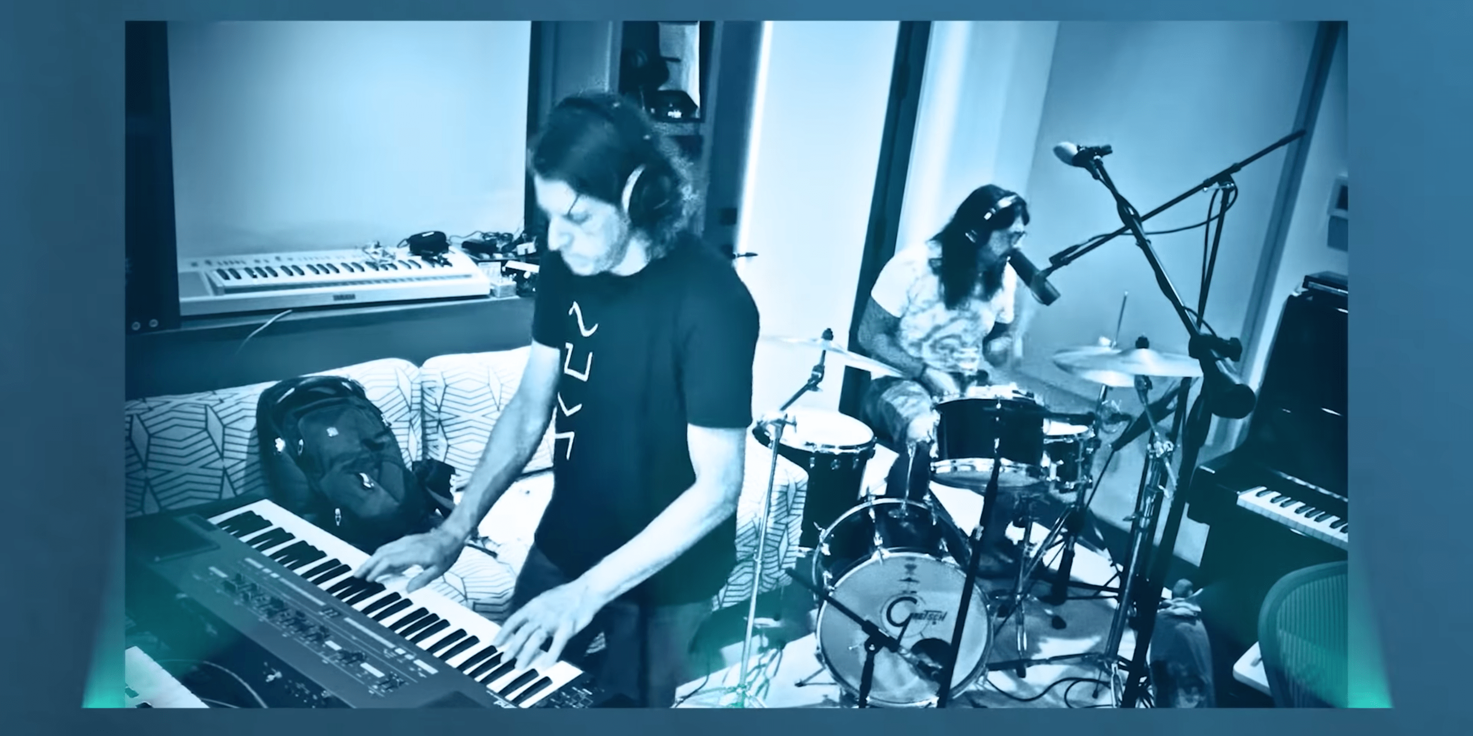 Dave Grohl 'Hanukkah Sessions': Hear Mountain & Peaches Covers