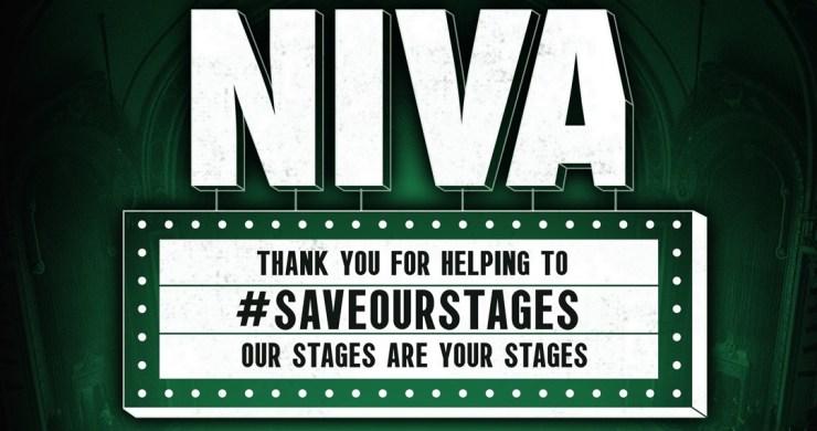 niva, save our stages, save our stages act, niva save our stages, save our stages passed, national independent venue association,