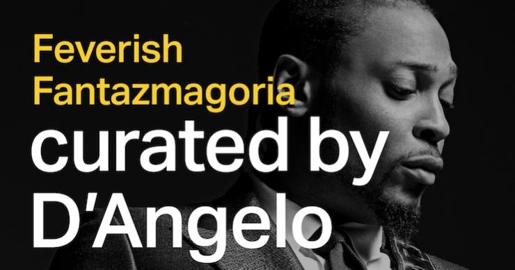 D'Angelo, D'Angelo Sonos, D'Angelo Radio Show, D'Angelo 2021, D'Angelo new album, D'Angelo interview, D'Angelo funk, D'Angelo John Mayer, D'Angelo tour, D'Angelo live