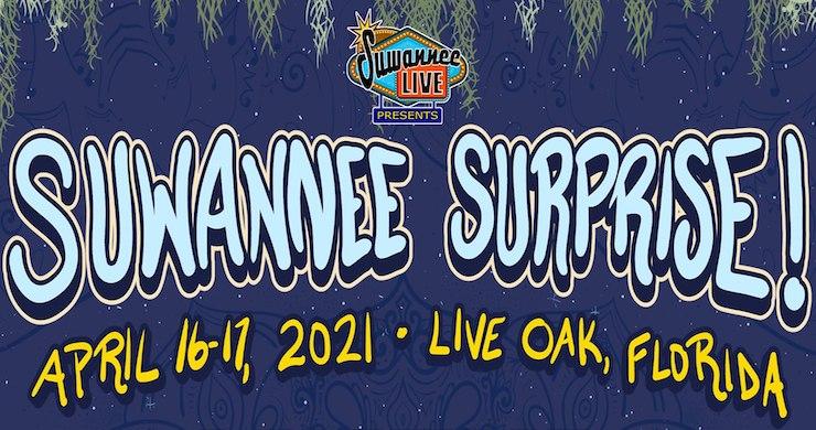 Suwannee Surprise, Suwannee Live, Suwannee Rising, Suwannee Live Oak, Suwannee florida