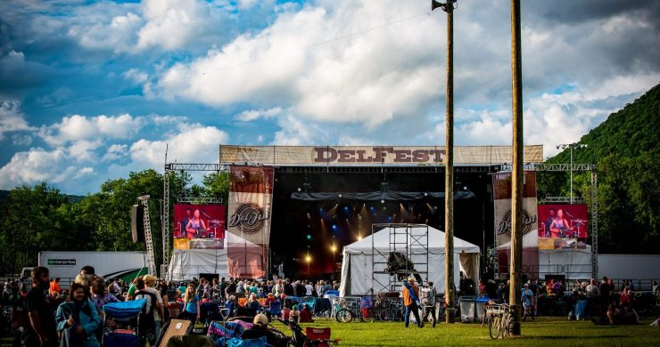 delfest, delfest 2021, del mccoury, the del mccoury band, the travelin mccourys, The Infamous Stringdusters, The Lil Smokies, Della Mae, Cris Jacobs Band, Hot Club of Cowtown, Frank Solivan & Dirty Kitchen, The Broomestix, Rob Ickes & Trey Hensley, Steve Poltz, Sister Sadie, Lonesome River Band, Ghost of Paul Revere, Dre Anders, Twisted Pine, Fireside Collective, The Jakob's Ferry Stragglers, Crying Uncle Bluegrass Band, Birches Band, Haint Blue, Dirty Grass Players, The 9th Street Band