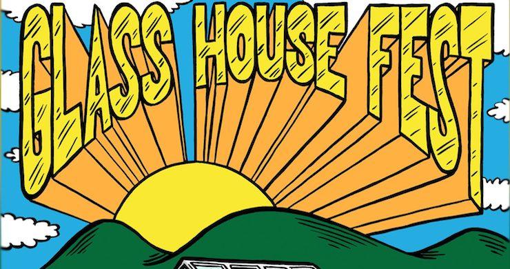 jam in the van, glass house fest, flying lotus 2021, 4/20 festival