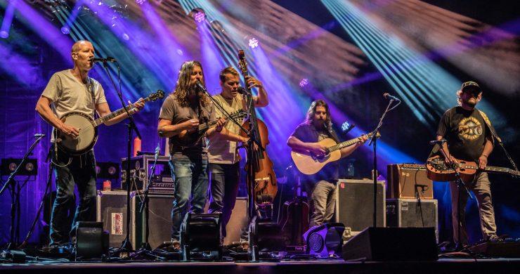 greensky bluegrass, greensky bluegrass michigan, sierra hull, railroad earth, steppin' on it, paul hoffman,