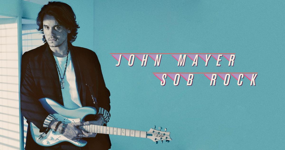 John Mayer Confirms New Album 'Sob Rock' After Months Of TikTok Previews [Updates/Watch]