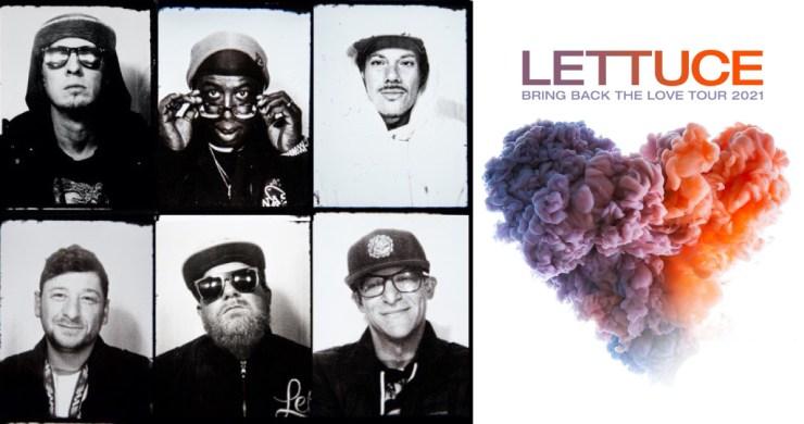 lettuce, lettuce tour, lettuce bring back the love, lettuce tour 2021, lettuce tour 2021 dates, lettuce tour dates, lettuce tickets, lettuce music, lettuce new album