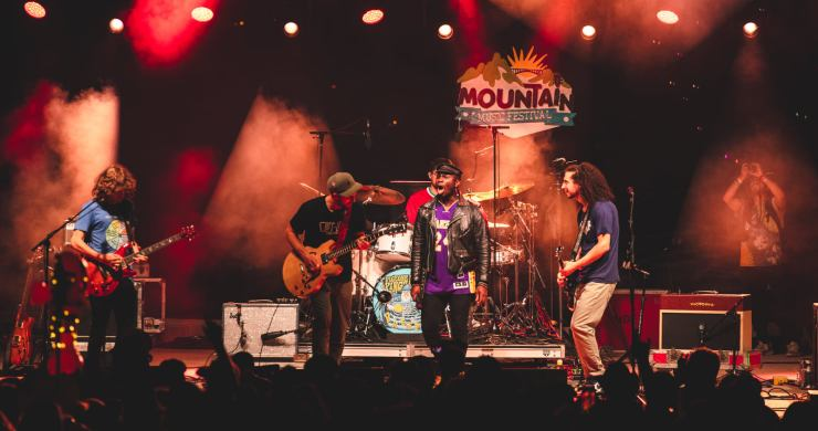 mountain music festival, ace adventure resort, mountain music festival 2021, the werks, fletcher's grove, empire strikes brass, vintage pistol, tauk, pigeons playing ping pong, lettuce, barefuzz, arlo mckinley, the infamous stringdusters, big something, the wood brothers, oliver wood, jano rix