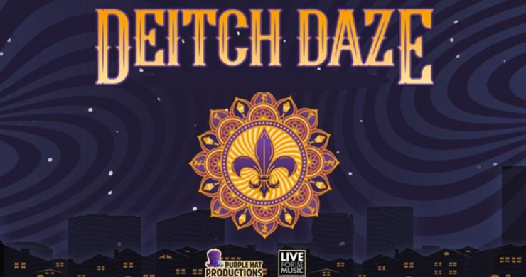 deitch daze, fest by nite, l4lm jazz fest, jazz fest late night, adam deitch, adam smirnoff, isaiah sharkey, nigel hall, maurice brown, chris loftlin