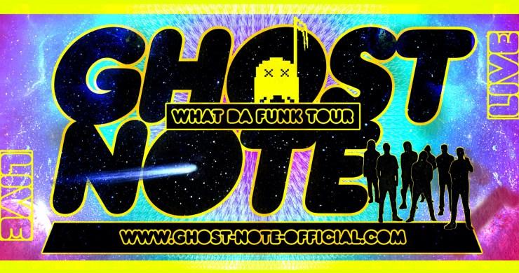 ghost-note, ghost-note tour, ghost-note tour dates, ghost-note 2021 tour, ghost-note tickets