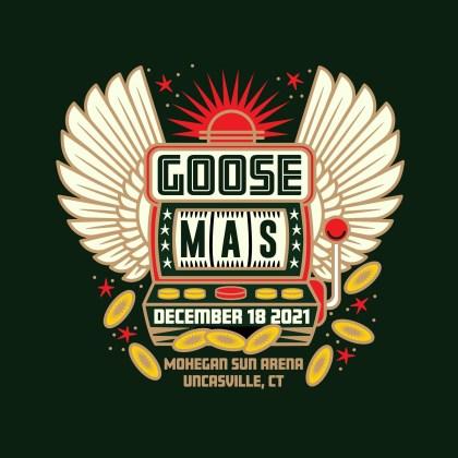 goose, goosemas, goosemas mohegan sun, goose mohegan sun
