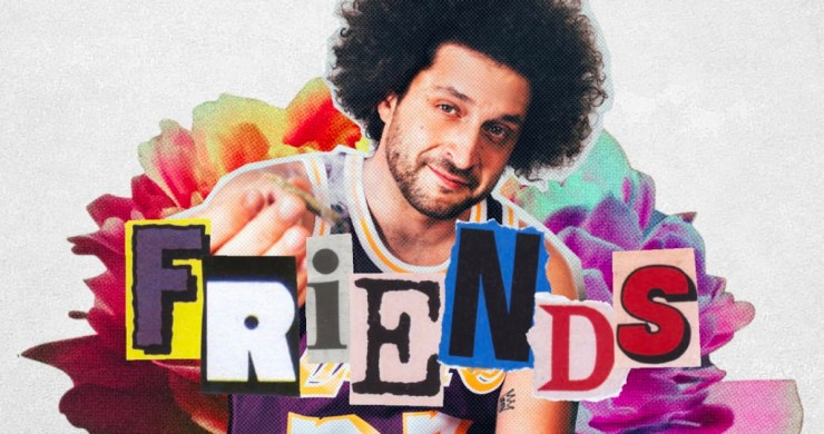 andy frasco un, andy frasco friends, friends a song about friends, andy frasco single, single release, andy frasco friends a song about friends