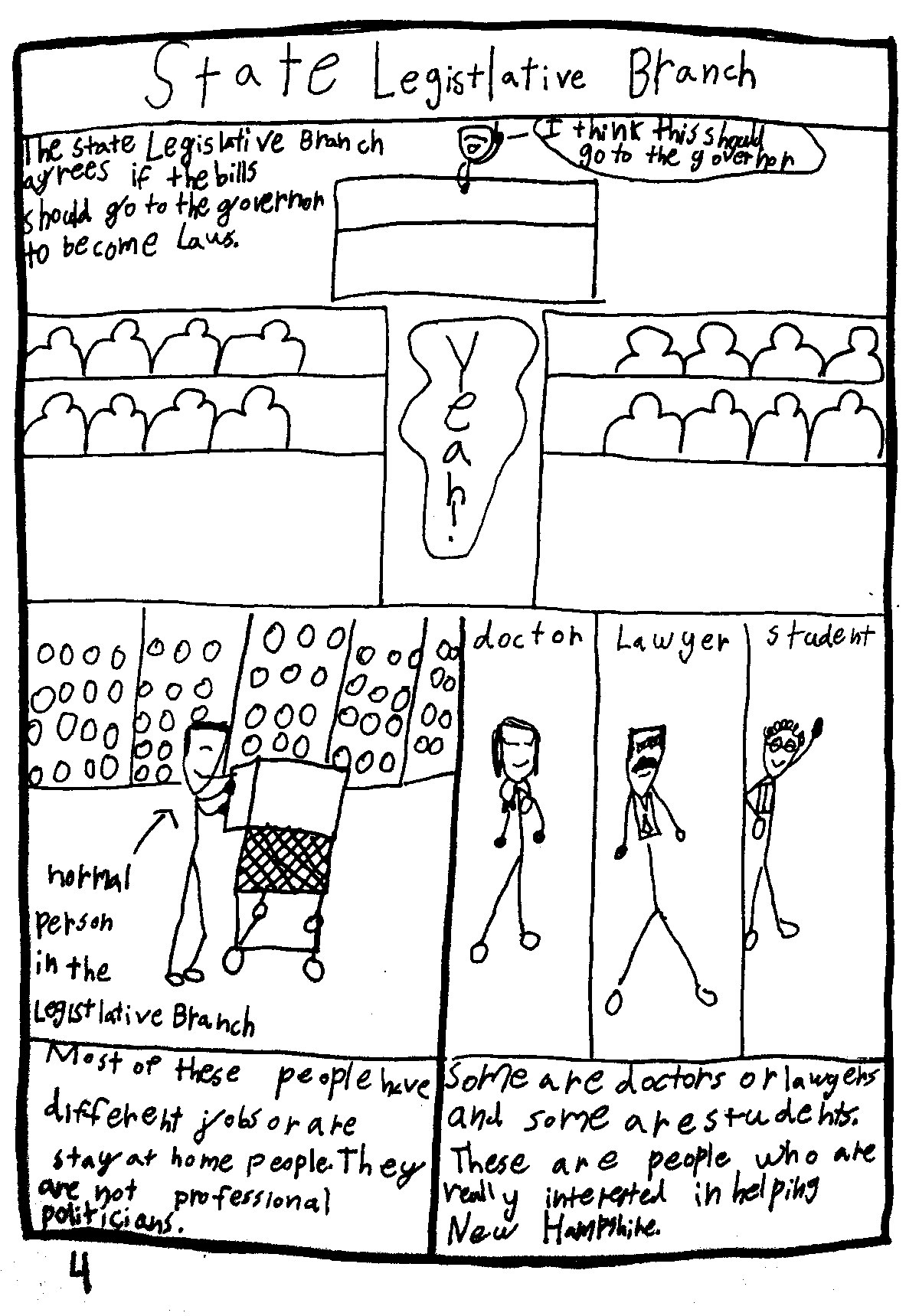 Mrs Adams Nh Government Comics Part 1 State