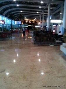 Mumbai Airport Terminal 1C