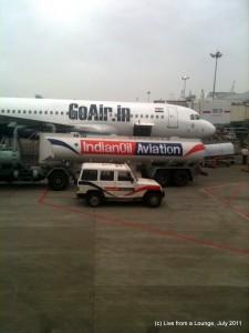 Go Air A320