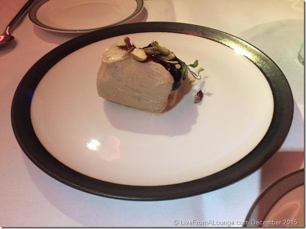 Dessert: Blueberry Rabdi Kulfi