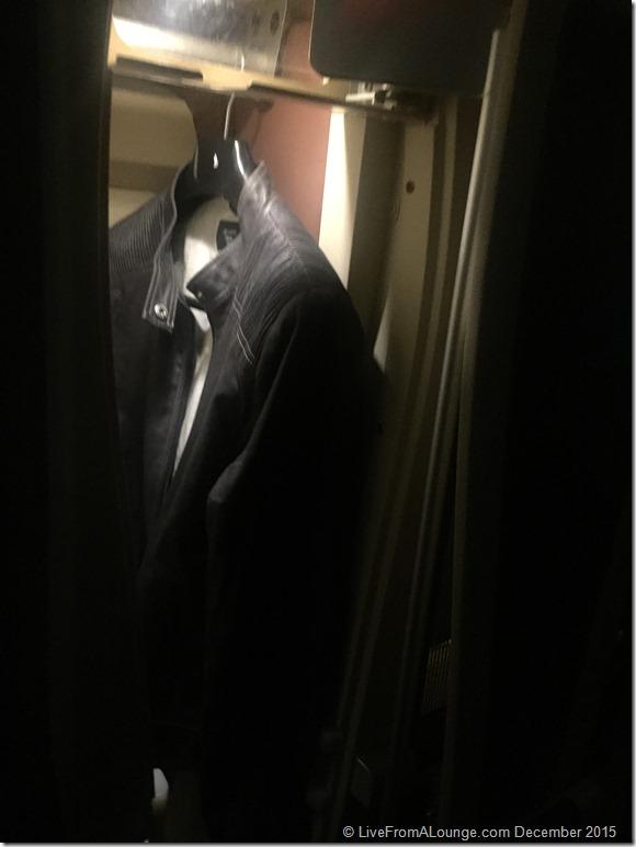 SQ Suites: Wardrobe