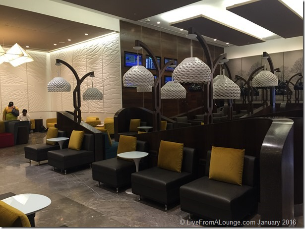 Travel Club Lounge, Mumbai Terminal 2
