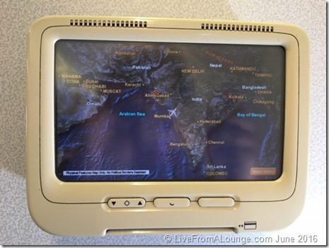 9W's small screen IFE on their 737 planes