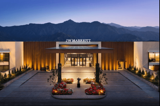 Marriott Mussoorie