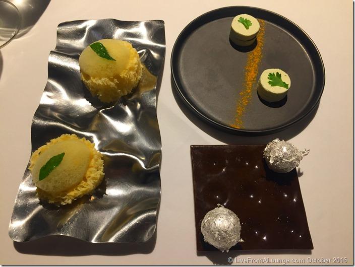 Idli Sambhar, Chocolate Chilly Bomb & EggPlant Cookie