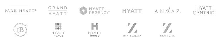 Hyatt Brand Portfolio
