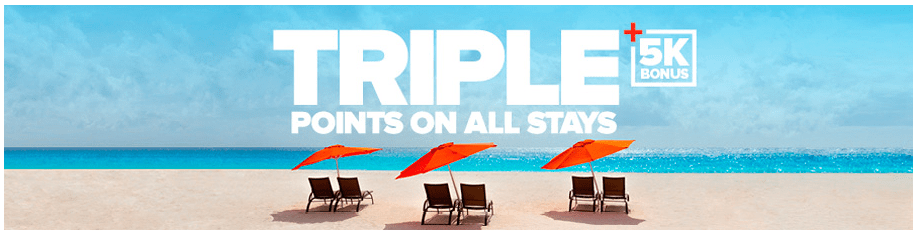 Club Carlson (Triple Points Promotion)