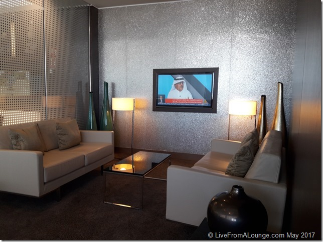 Etihad Residence Lounge Paris