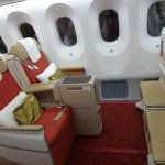 Air India 787-8 Business Class