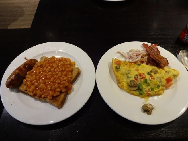 Hyatt Regency London - Churchill: Breakfast at the Regency Club Lounge