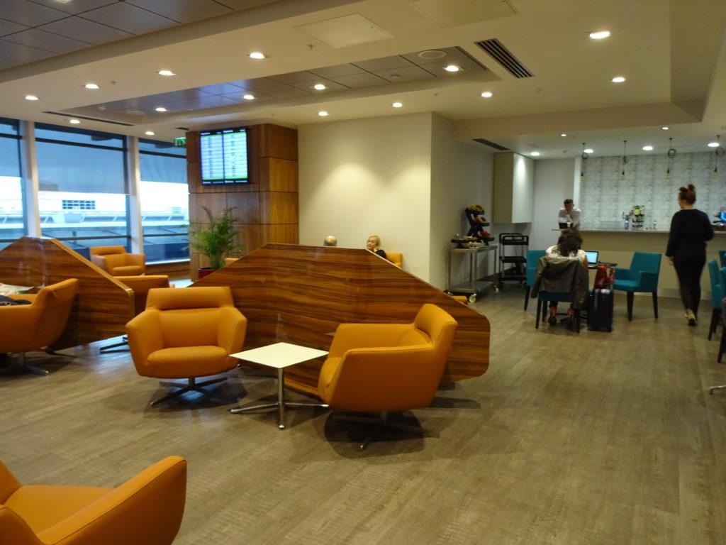 DAA Executive Lounge seating
