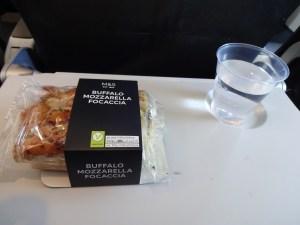 British Airways Buy on Board Sandwich