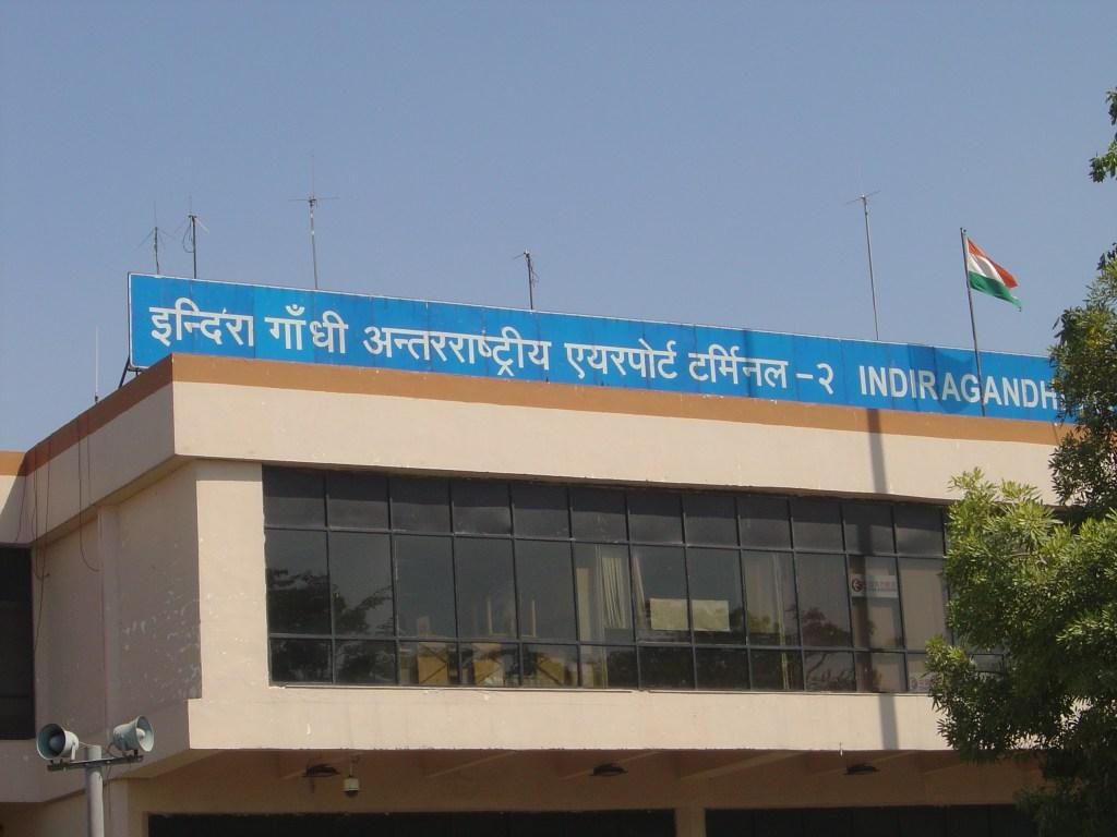 IndiGo Delhi Terminal 2