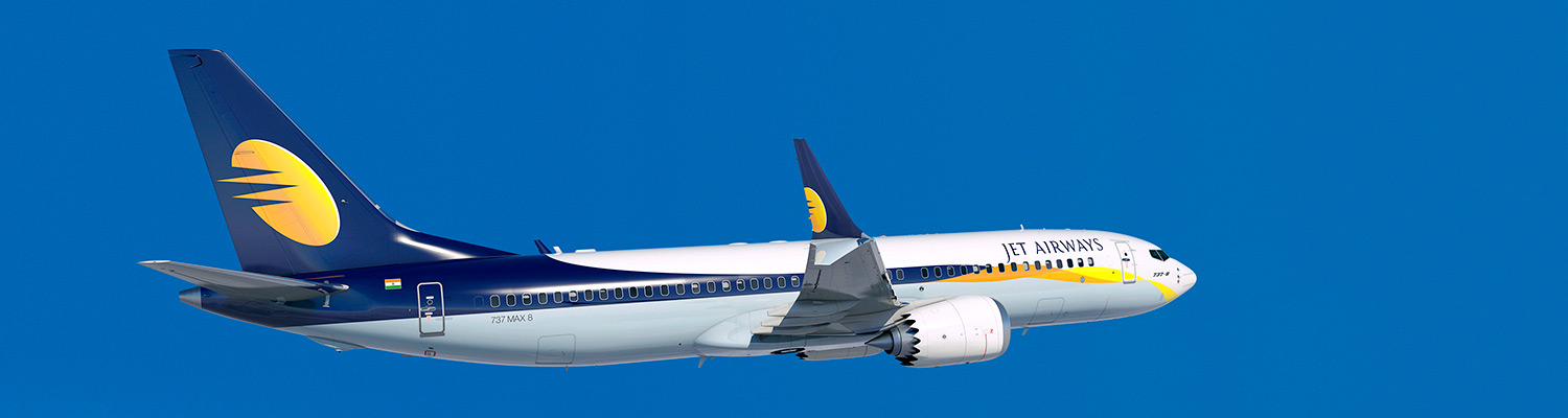 Jet Airways 737 Max 8