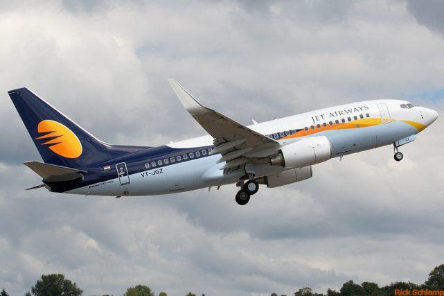 Book Jet Airways