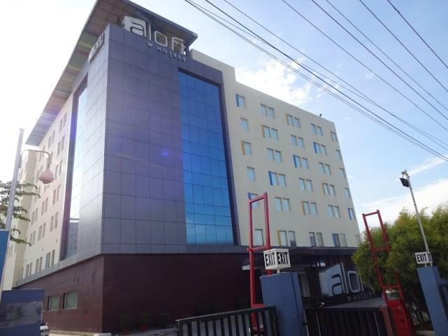 Aloft Bengaluru