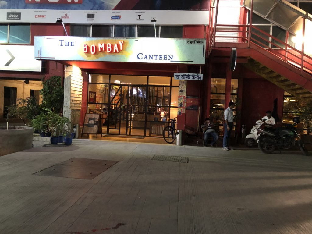 The Bombay Canteen, Mumbai