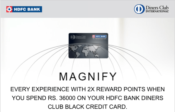 HDFC Bank Double Points