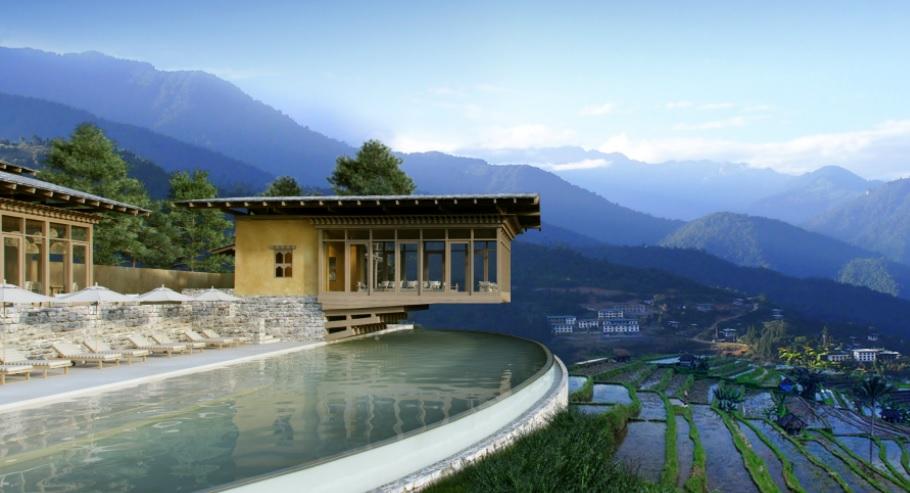 Indian Luxury Hotels: Six Senses Bhutan