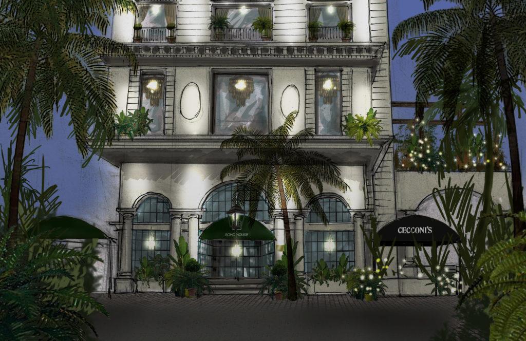 Indian Luxury Hotels: Soho House Mumbai