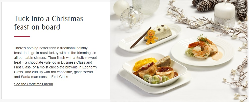 Christmas Special Emirates