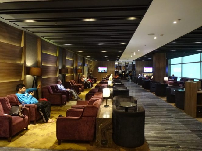 Best airport lounge in India on Credit card