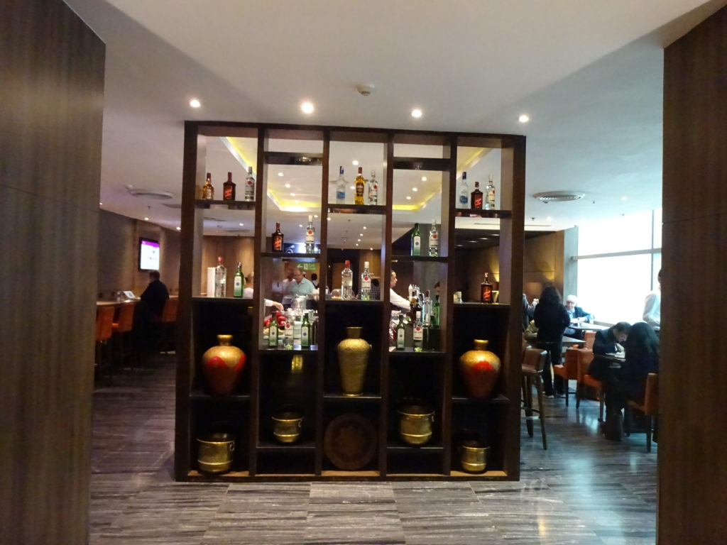Plaza Premium Lounge B - Delhi Terminal 3 International Departures