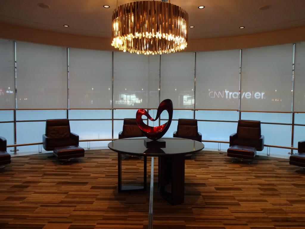 Ahlan Business Class Lounge, Dubai Airport Lounge Terminal 1
