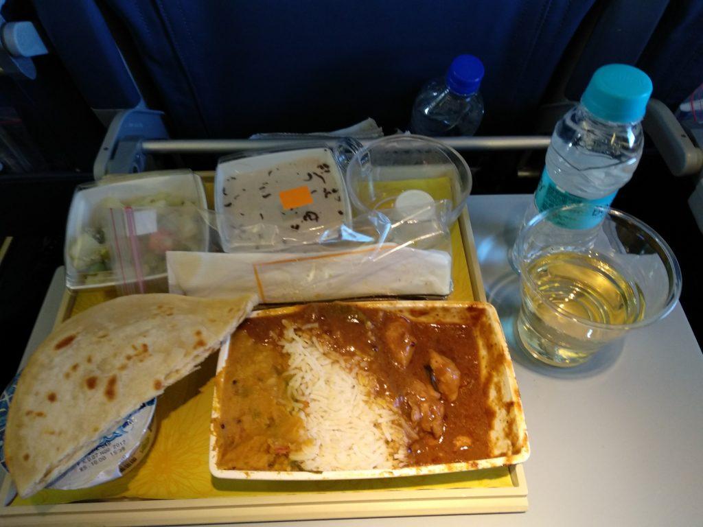Review Jet Airways Dubai