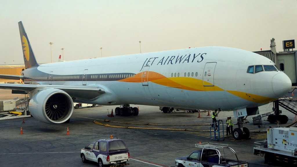 Jet Airways Pilots