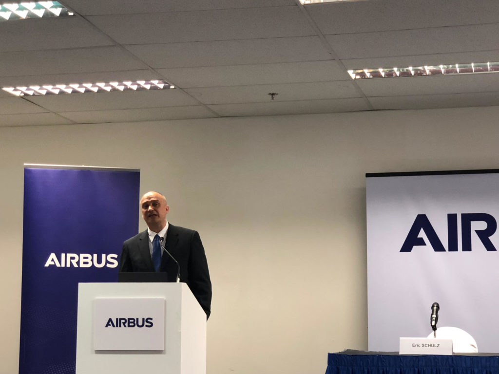 Airbus Market Lead in Asia Pacific Singapore Airshow