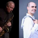 Bruce Abbott (saxophone) and James Rosenblum